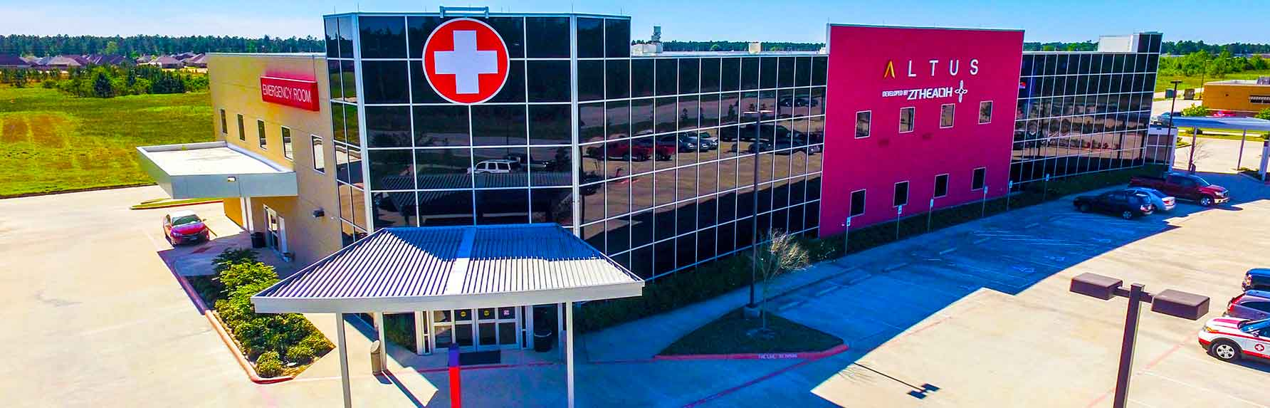 Find an Emergency room Near me - Altus Emergency Centers