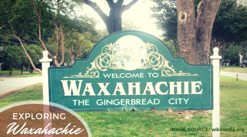 Exploring-Waxahachie-Texas-Welcome-Gingerbread-City