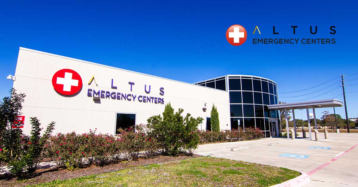 Altus Emergency Center Lake Jackson Texas