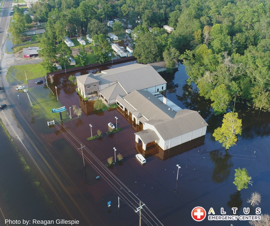 Hurricane-Harvey-Stories-Flooding-Kountze-Drone-Sept-2nd-Altus-ER-Lumberton