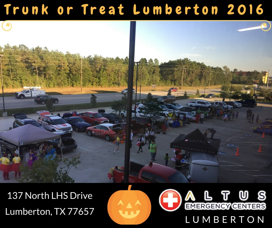 Trunk-or-Treat-Lumberton