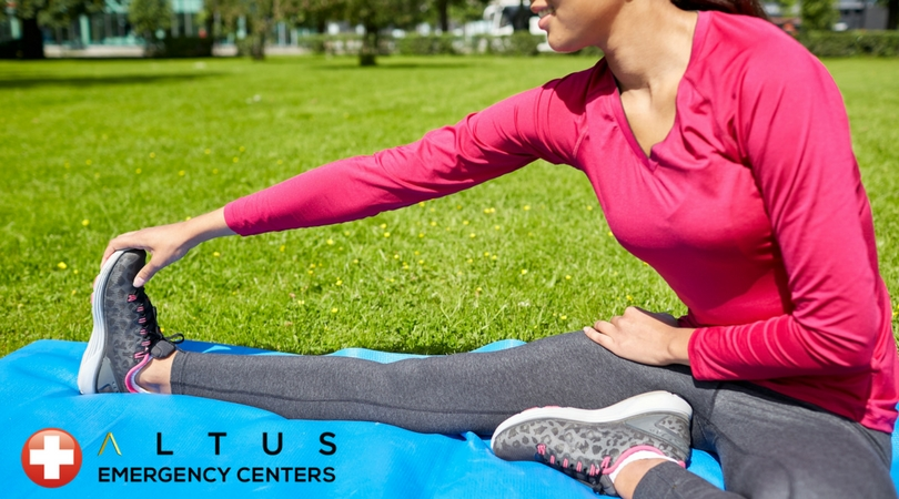 cheer safe to avoid common injuries altus er centers texas
