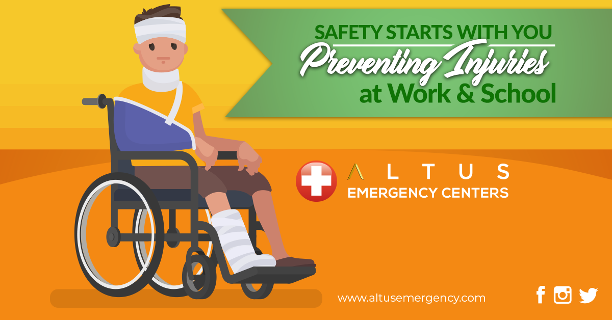 preventing accidental injuries best texas ER