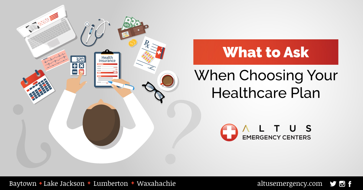 What to Ask When Choosing Your Healthcare Plan
