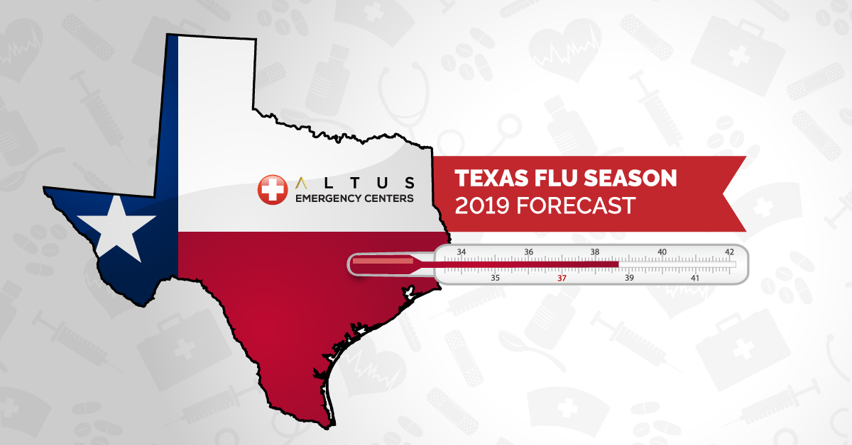 texas flu season 2019 forecast