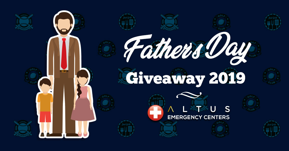 Father's Day Giveaway 2019