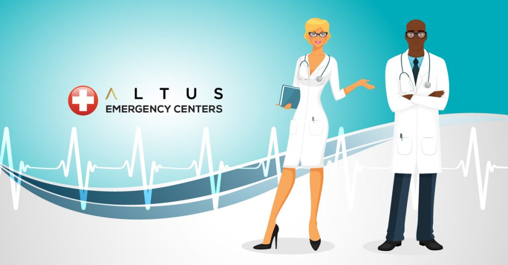 What It Takes to Be an Altus ER Physician