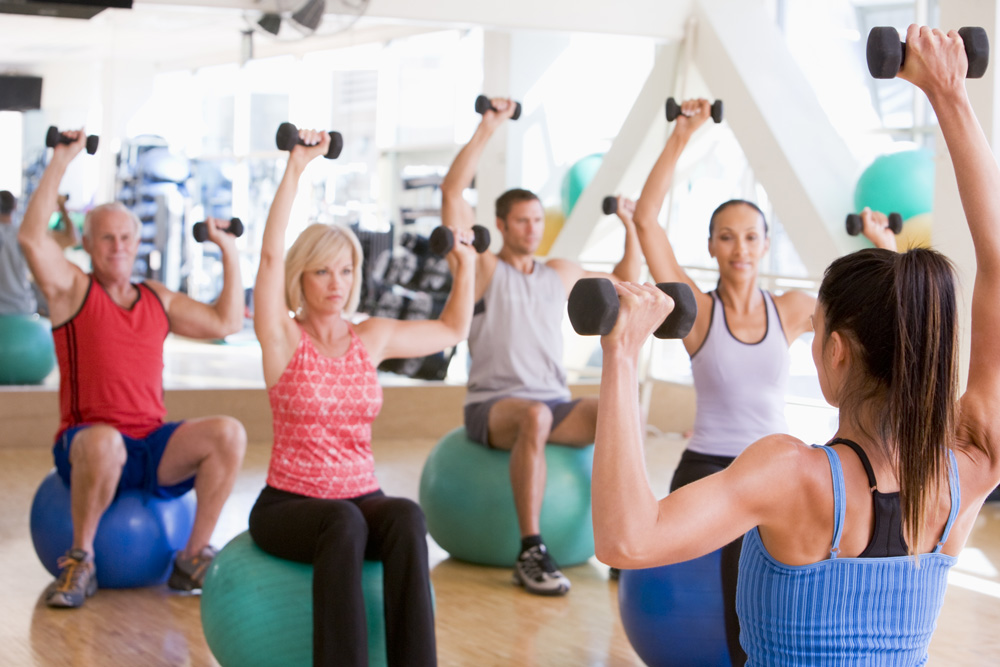 exercise to help prevent liver illness