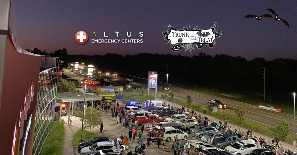 4th Annual Trunk or Treat Lumberton Altus ER