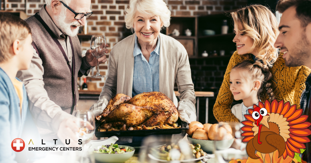 Preventing Common Thanksgiving Injuries