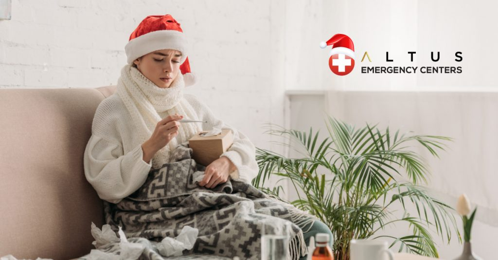 holiday illnesses and injuries