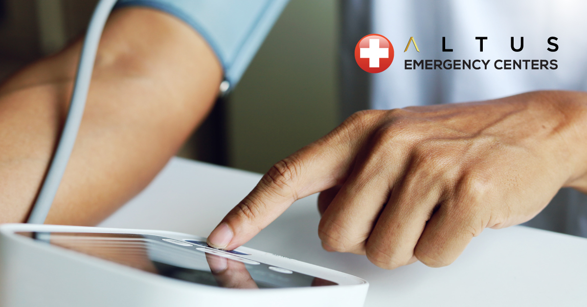 When to go to the ER for Malignant Hypertension